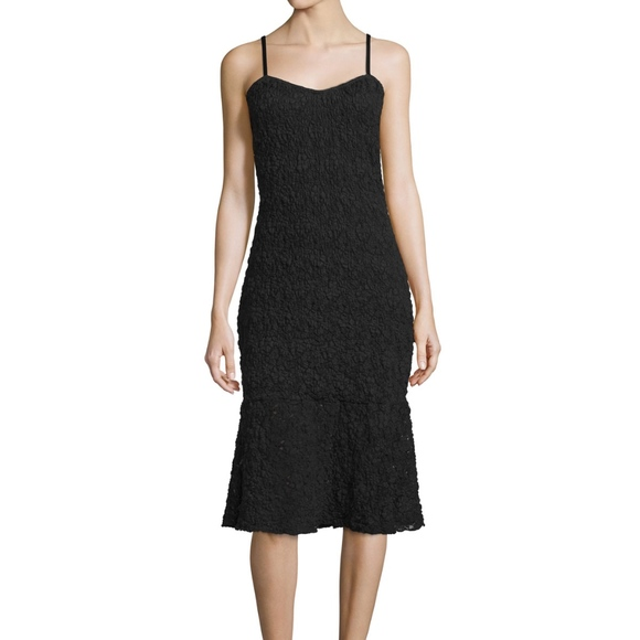French Connection Black Havana Lace Dress Nwt 4 Nwt